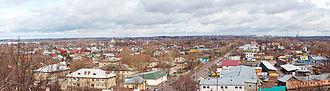 Pereslavl-Zalessky - View of Pereslavl-Zalessky