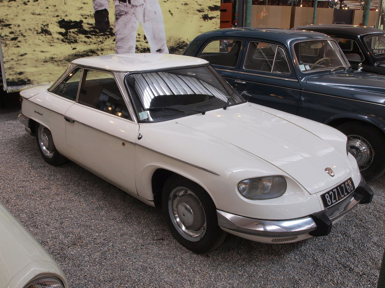 parked 36 years preserved 1965 panhard 24 bt bring a trailer. Black Bedroom Furniture Sets. Home Design Ideas