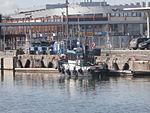 Pantu at Quay in Tallinn 24 March 2014.JPG