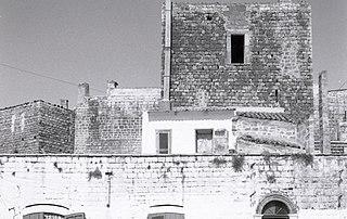 Norman-Hohenstaufen Castle (Sannicandro di Bari) building in Sannicandro di Bari, Italy
