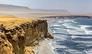 Paracas National Reserve - Image: Paracas National Reserve. Ica, Peru