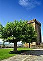 Parador de Monforte - Torre del Homenaje.jpg