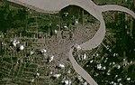 Paramaribo, Suriname (satellite view).jpg