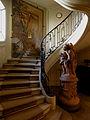 Paris (75008) Musée Nissim de Camondo Escalier desservant le 1er étage 01.JPG
