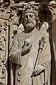 Paris - Cathédrale Notre-Dame - Portail de la Vierge - PA00086250 - 001.jpg