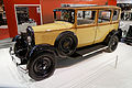 Paris - Retromobile 2014 - Citroën C4 G familiale - 1931 - 002.jpg