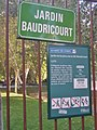 Paris 13e - Jardin Baudricourt - plaque 2.jpg