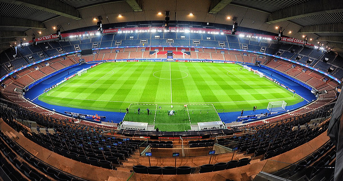 Parc des princes wikipedia - Parc des princes porte de saint cloud ...