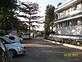 Parking lot at Hotel Pankaj at Karad - panoramio.jpg