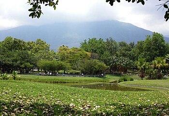 Parque del este caracas venezuela 2008