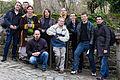 Participants à l'opération Wiki takes Dinan 2013.jpg