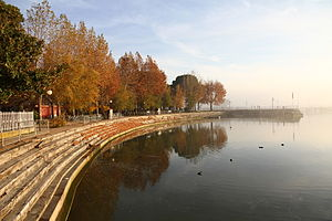 Passignano sul Trasimeno - Passignano sul Trasimeno by Lake Trasimeno