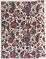 Paste paper with overall pattern of red, blue, and yellow flowers Met DP887140.jpg