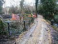 Path under repair - geograph.org.uk - 1614041.jpg