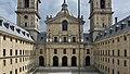 Patio de los Reyes. Monasterio de El Escorial.jpg