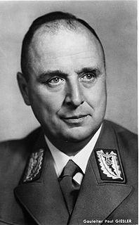 Paul Giesler German politician
