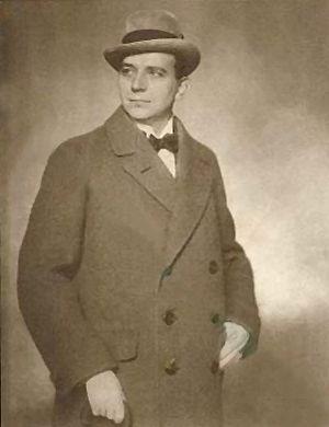 Paul Hansen (tenor) - Hansen circa 1930