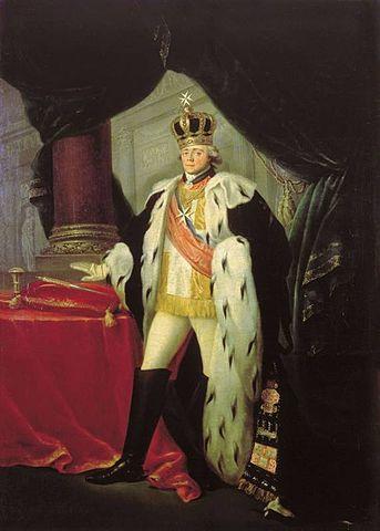 С. Тончи: Портрет Павла I в одеянии гроссмейстера Мальтийского ордена