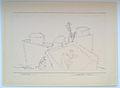 Paul Klee, westöstliches Dorf (west-eastern village), catalogue raisonné 3852, 1925 171(H1), photo 1.jpg