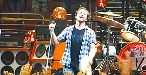 Eddie Vedder - Eddie Vedder in Philadelphia on October 22, 2013