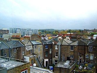 Peckham - Image: Peckham landscape