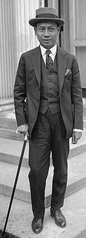 Pedro Guevara - Image: Pedro Guevara 1923
