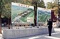 Pekín, Tumbas Ming 1978 01.jpg