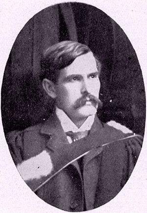 Pelham Edgar - Edgar in 1909, from Acta Victoriana, magazine of Victoria College, Toronto
