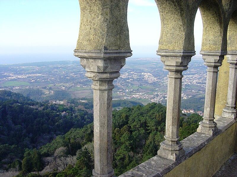 Image:Pena Palace arches.JPG