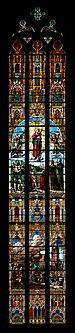 Perchtoldsdorf Pfarrkirche Türkenfenster 01.jpg