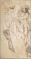Perseus Beheading Medusa (recto); Studies of a Child and Ornament Sketches (verso) MET DP808282.jpg
