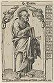 Peter from Christ, the Apostles and St. Paul MET DP841886.jpg