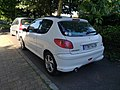 Peugeot 206 Corse du Sud plate (29075968968).jpg