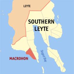 macrohon southern leyte wikipedia
