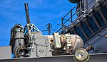 Phalanx CIWS (Close-in weapon system) (29825472195).jpg