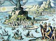 180px Pharos of Alexandria