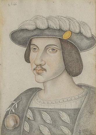 Philibert of Chalon - Philibert of Châlon
