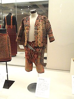 From mindanao during the late 19th century or early 20th century