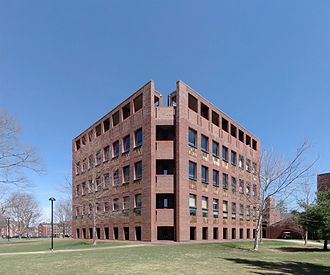 Phillips Exeter Academy Library - Exeter Library exterior