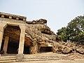 Photo4 Caves at Udayagiri near Puri, West Bengal, Uttar Pradesh.JPG