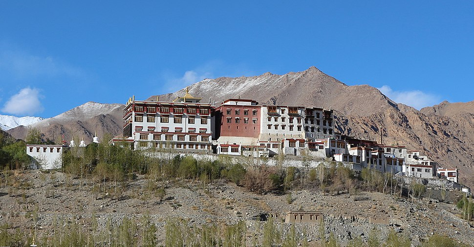 Phyang Monastery 01