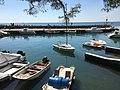 Piccolo porto e nuoto a Duino - panoramio.jpg