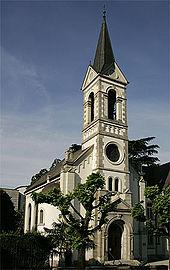 La chiesa evangelica
