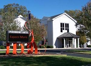 Piedmont Arts Association - Image: Piedmont Arts