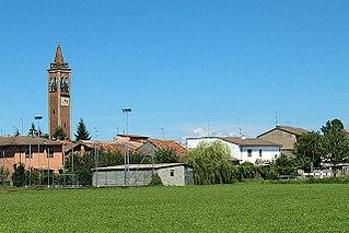 Pieranica Comune in Lombardy, Italy