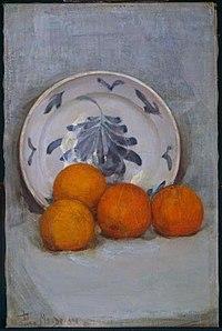 Piet Mondriaan - Sinaasappelen (authentiek) - A97 - Piet Mondrian, catalogue raisonné.jpg