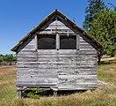 Pigsty, Ruckle Heritage Farm, Saltspring Island, British Columbia, Canada 002.jpg