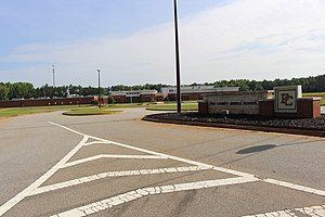 Pike County School District - Pike County Middle School