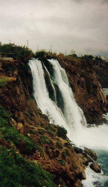 זרימת המים בגליל