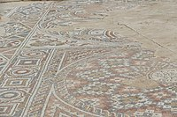 PikiWiki Israel 53332 mosaic in the church of st. bacchus.jpg
